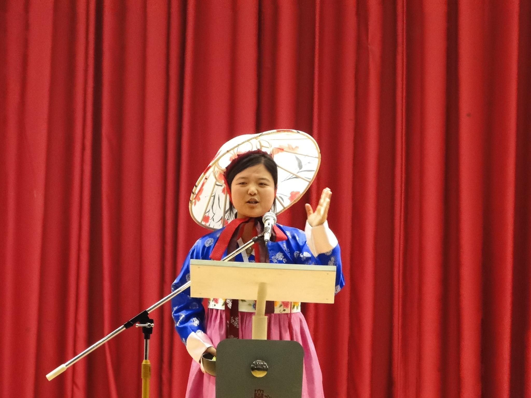 『제 14회 세계 외국인 한국어 말하기 대회』 후원(1)
