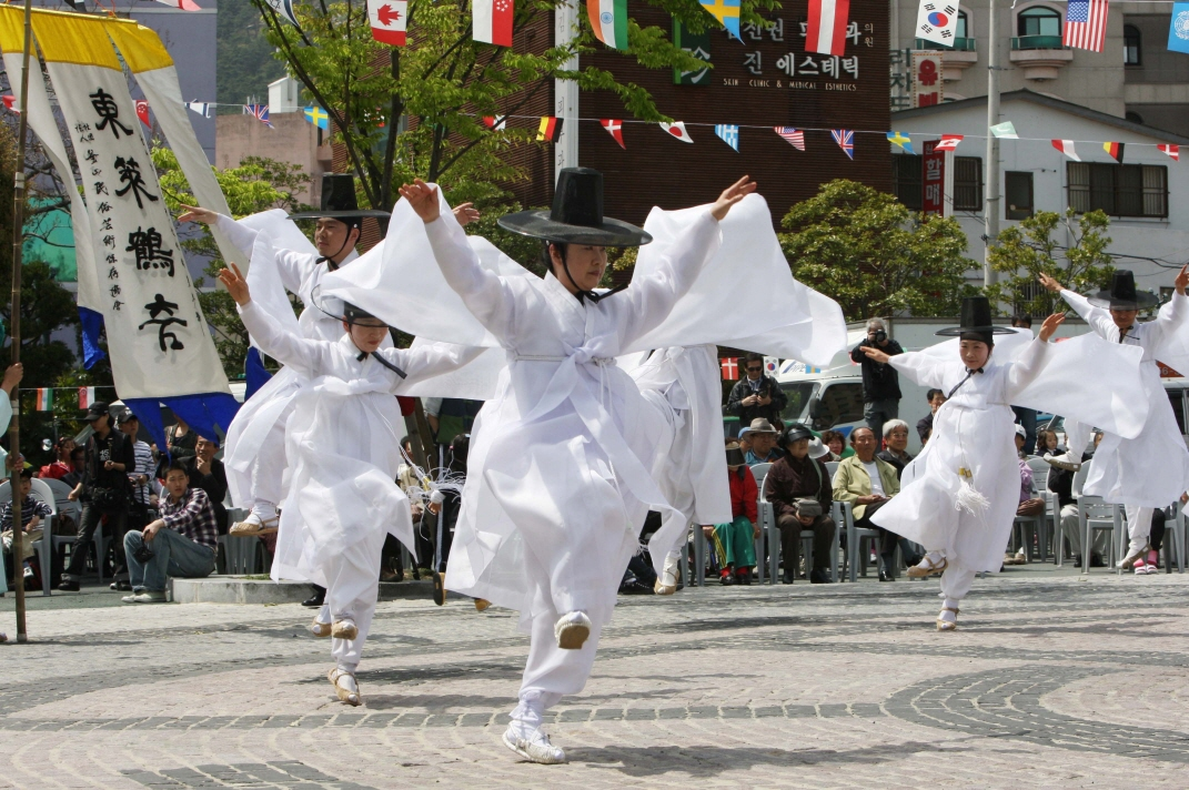 2008년 동래 학 축제 - 사진1