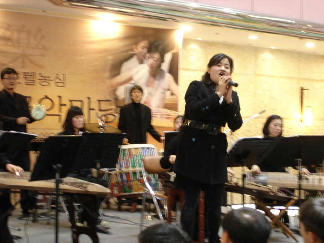 국악 알리다 (2.23) - 공연장면2