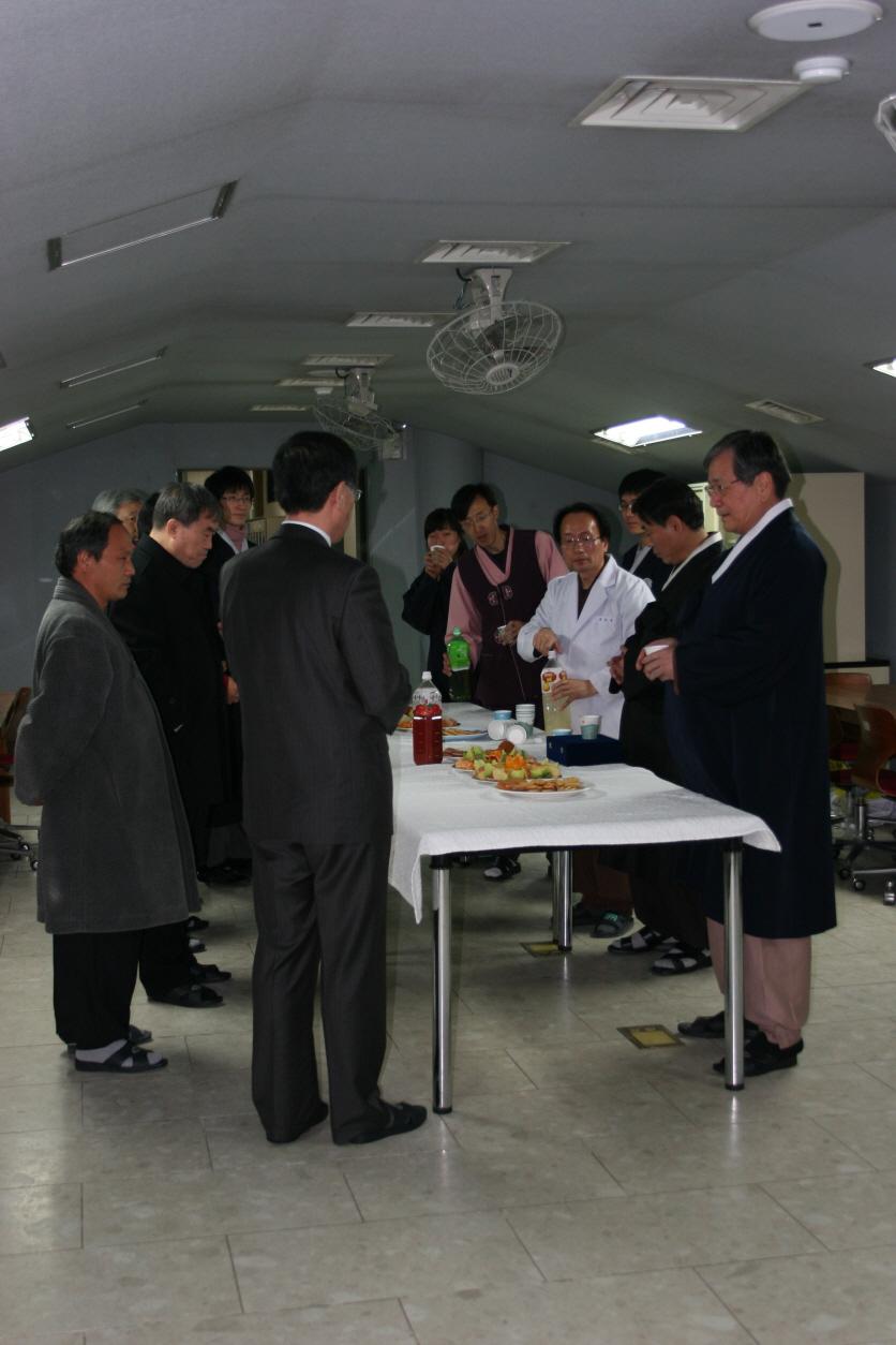 민족사관학교 전자현미경 가동식