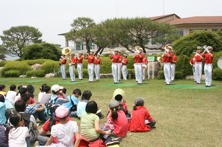 어린이 사생대회 사진 2