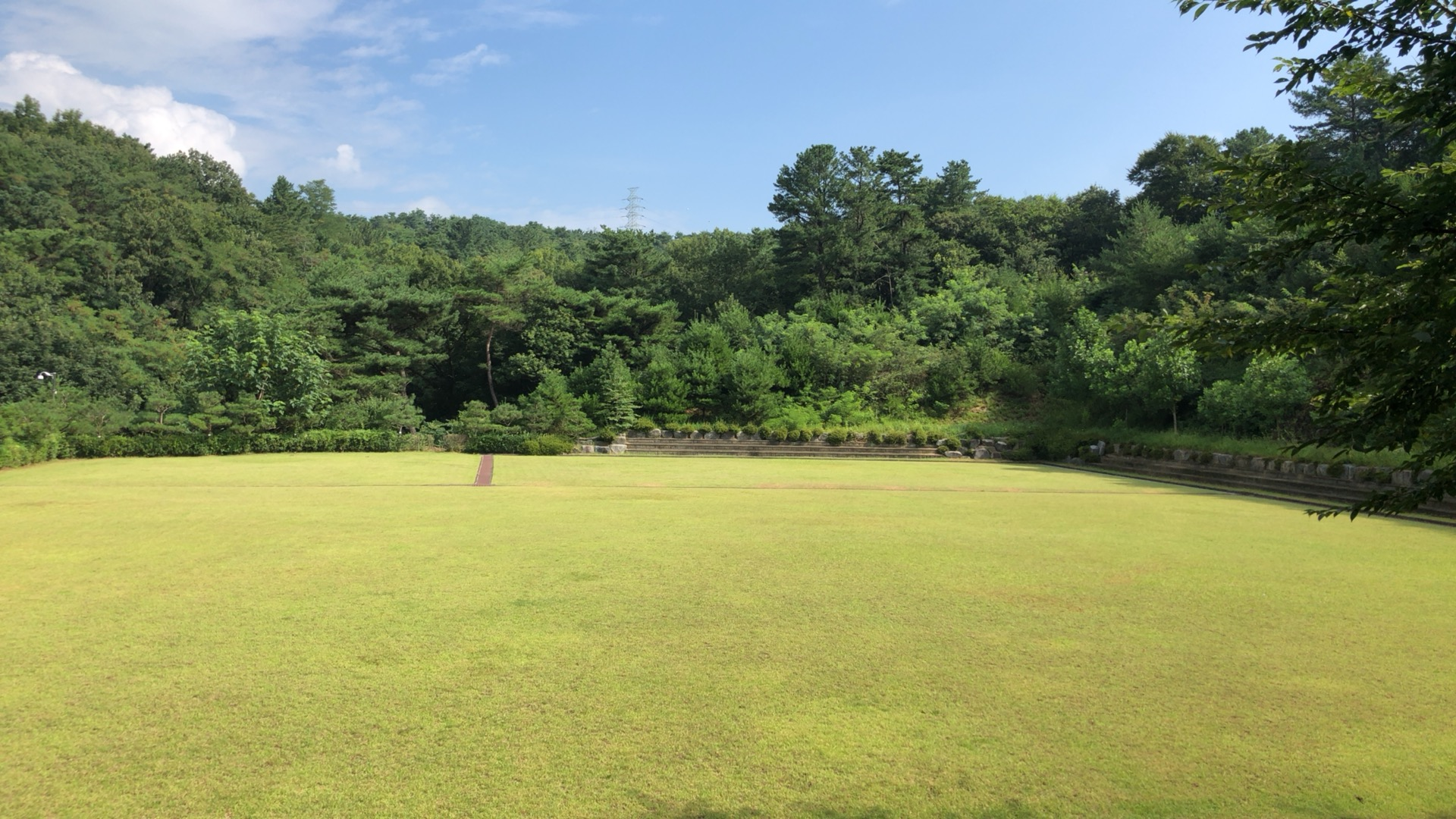 잔디운동장